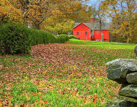 William Cullen Bryant Barn by Jim Gillen