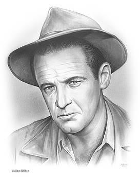 William Holden by Greg Joens