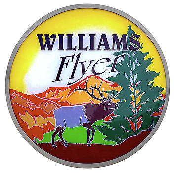 Williams Flyer Round by Pat Turner