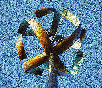 Wind Art 1 by Bruce Iorio