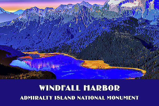 Windfall Harbor by Chuck Mountain