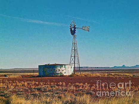 windmill MSC_009 by Howard Stapleton