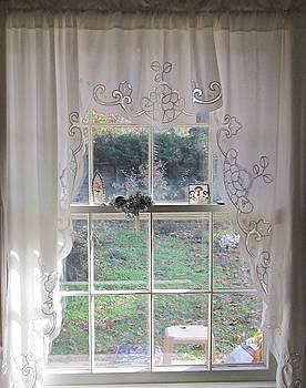 Window At Dawn by Bill OConnor