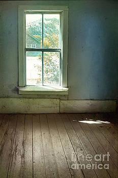 Window in Old House by Jill Battaglia