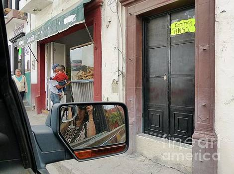 Window Shopping  by Rosanne Licciardi