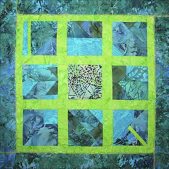 Window Web by Pam Geisel