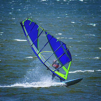 Mike Penney - windsurfing 120