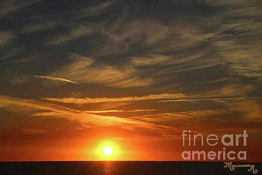 Windswept Sky by Mariarosa Rockefeller