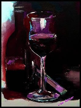 Wine And Vaping by Lisa Kaiser
