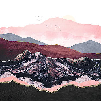 Wine Hills by Spacefrog Designs