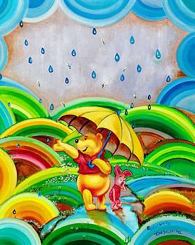 Winnie the pooh by Radosveta Zhelyazkova