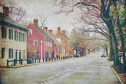 Winston-Salem by Ray Devlin