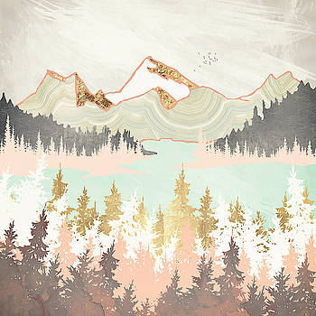 Winter Bay by Spacefrog Designs