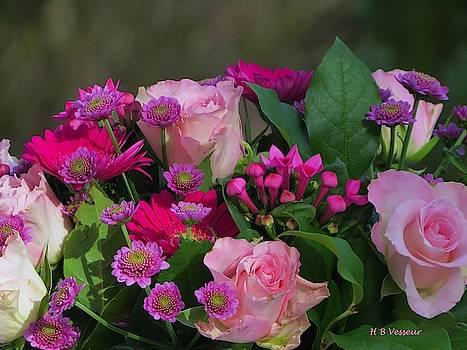 Winter Bouquet by B Vesseur