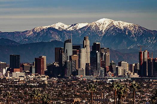 Winter in Los Angeles by April Reppucci