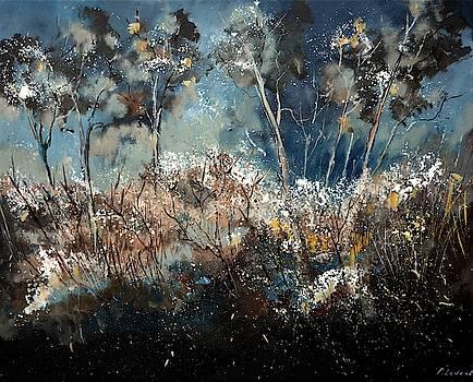 Winter in Strepice by Pol Ledent