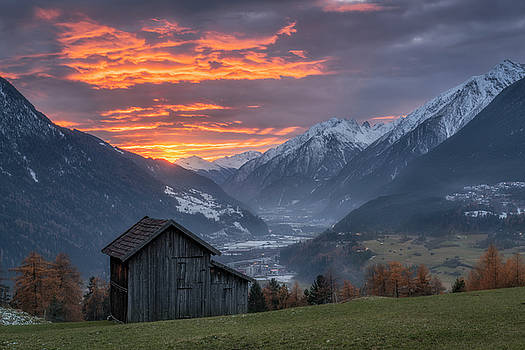 Winter is Coming by Ludwig Riml
