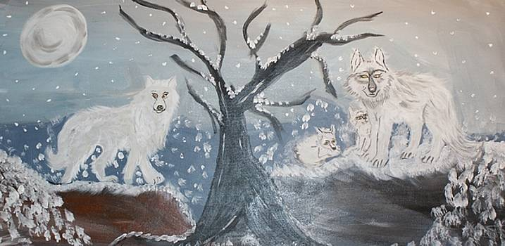 Winter is Coming by Yvonne Sewell