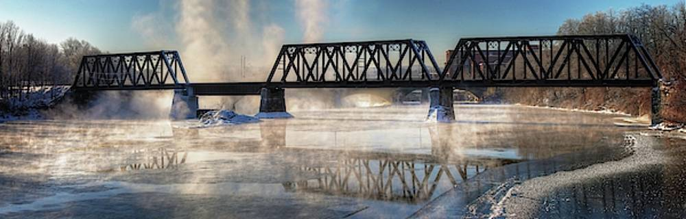 Winter Kennebec by John Meader