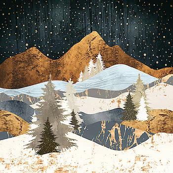 Winter Stars by Spacefrog Designs