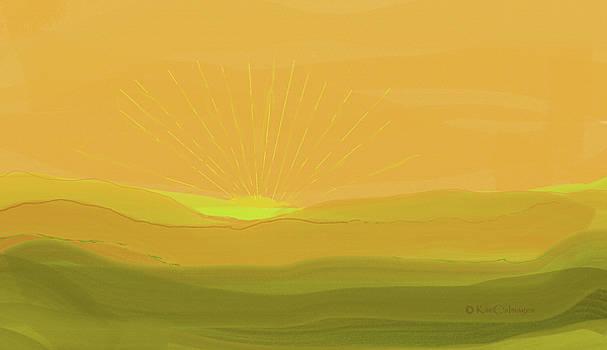 Kae Cheatham - Winter Sunrise
