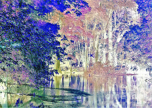 Diann Fisher - Winter Wonderland Watercolor