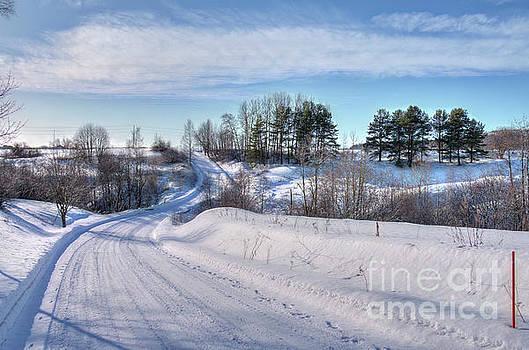 Winterland 2 by Veikko Suikkanen