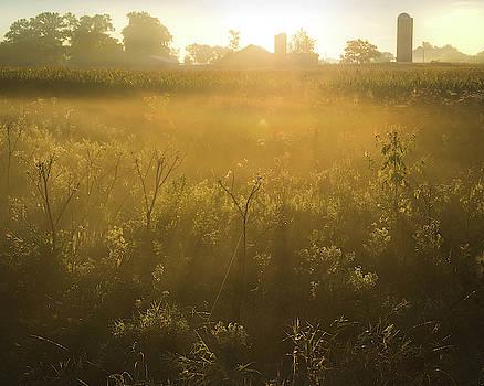 Wisconsin Sunrise by Tailor Hartman