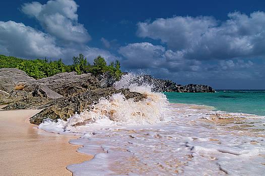 Wishing Rock Beach Day by Betsy Knapp
