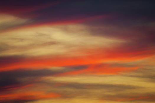 Jeff Phillippi - Wispy Sunset