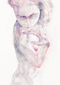 Dimitar Hristov -  Woman hand portrait