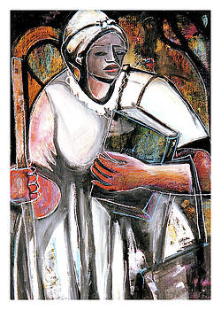 William Tolliver - Woman with Bible
