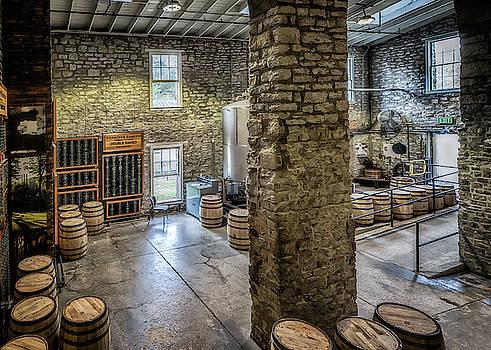 Susan Rissi Tregoning - Woodford Reserve Barrel Filling Room