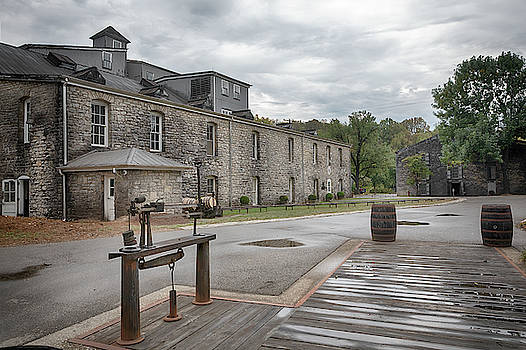 Susan Rissi Tregoning - Woodford Reserve Distillery