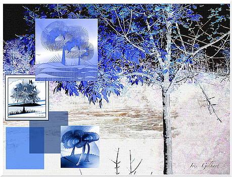Woodland   2 by Iris Gelbart