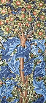 William Morris - Woodpecker Tapestry