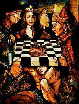 World Chess   by Dalgis Edelson