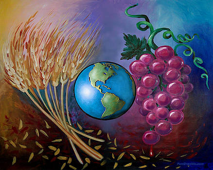 World Communion Sunday by Kevin Middleton