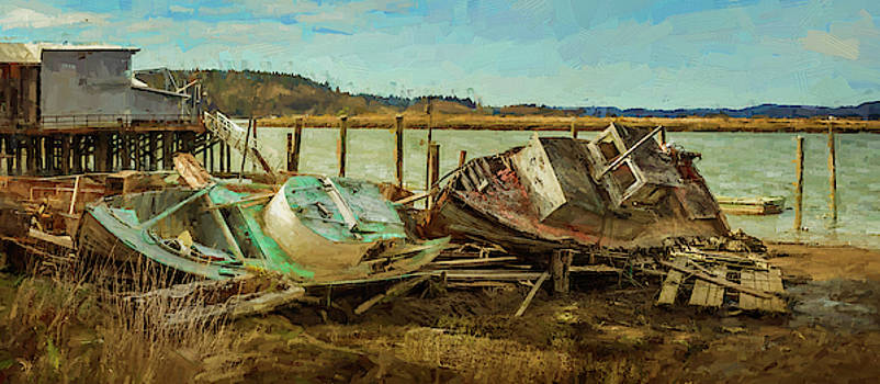 Mike Penney - Wrecked Boats 2