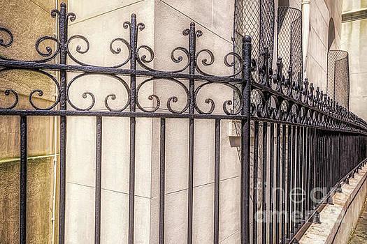 Kathleen K Parker - Wrought Iron in Jackson Square