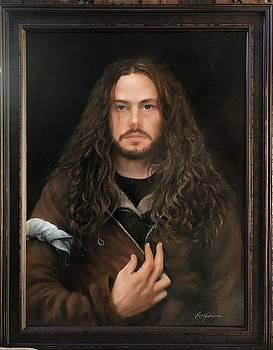 Wyatt Hawatha Landis as Durer by Richard Ferguson