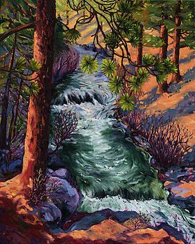 Wychus Creek by Rebecca Baldwin