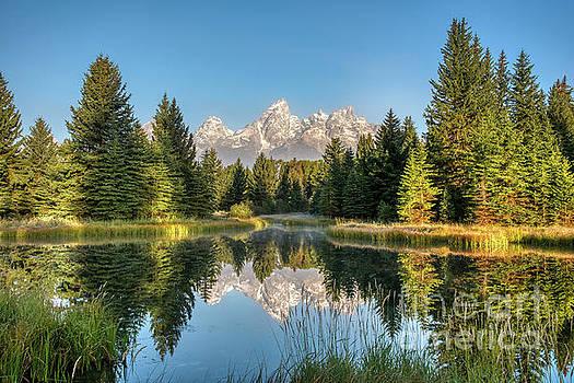 Wyoming sunrise by Paul Quinn
