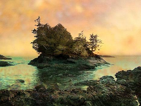 Down by the Sea by Shirley Sirois