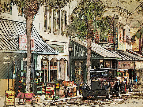 Ybor City Movie Set by Jim Ziemer