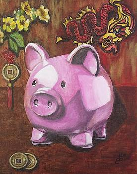 Year of the Pig by Kim Selig
