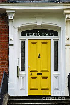 Bob Phillips - Yellow Dublin Door