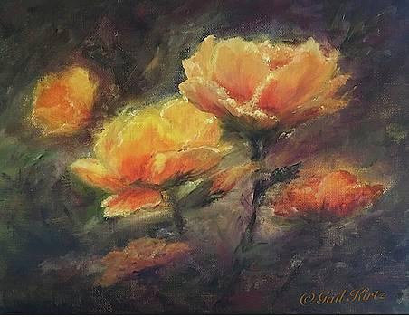 Yellow Rose by Gail Kirtz
