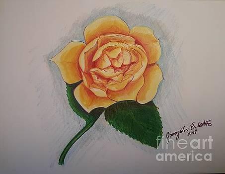 Jamey Balester - Yellow Rose