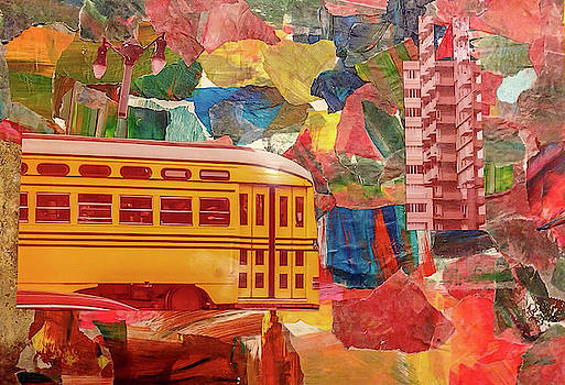 Mary Chris Hines - Yellow Trolley